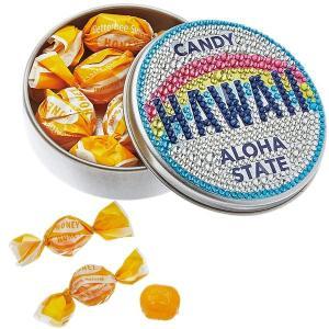 ハワイ お土産 ハワイデコ缶キャンディ3個セット お菓子 飴 あめ キャンディ・グミ ハワイ土産 JTB 世界のおみやげ屋さん