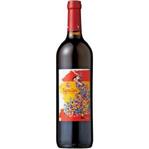 スペイン お土産 スペイン 赤ワイン750ml D.O. 赤ワイン ヨーロッパ スペイン土産 酒 JTB 世界のおみやげ屋さん