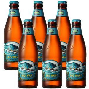 ハワイ お土産 お酒 コナビール ビッグウェーブ6本セット1セット(6本) ビール ハワイ土産 輸入ビール JTB 世界のおみやげ屋さん