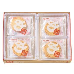福岡 お土産 お菓子 めんべい(大) 16袋(32枚入) 紙袋付|e-omiyage|03