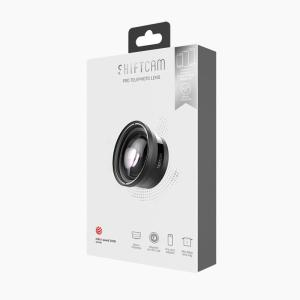 消費者還元事業 5%還元店 ShiftCam 2.0 Pro Lens Only Pro Telephoto【国内正規品】PRO10T|e-plaisir-shop