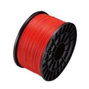 MF-1000用 PLA樹脂フィラメント 1kg φ1.75mm 赤 MAGIX-PLA-17RD ムトーエンジニアリング e-plaisir-shop