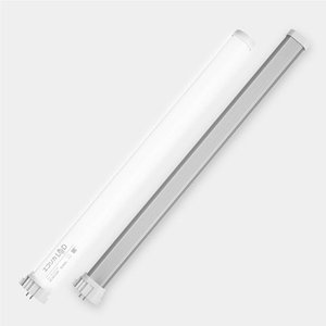 FPLコンパクト蛍光灯形LED 55形1本 ECL-FPL55DW(白色) /エコリカ [工事専用モデル]|e-plaisir-shop