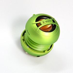ポータブルスピーカー / スマートフォンやMP3に。 X-mini UNO グリーン XAM14-GR|e-plaisir-shop