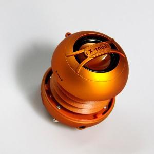 ポータブルスピーカー / スマートフォンやMP3に。  X-mini UNO オレンジ XAM14-OR|e-plaisir-shop