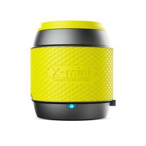 ポータブルスピーカー / スマートフォンやMP3に。 X-mini ME イエロー XAM16-GMY|e-plaisir-shop