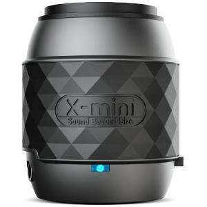 ポータブルワイヤレス超小型スピーカー / スマートフォンやMP3に。X-mini WE サムサイズBluetooth スピーカー XAM17-GMB X-mini|e-plaisir-shop