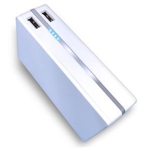 コンセント付モバイルバッテリー10000mAh IMD-L126WH/イミディア e-plaisir-shop