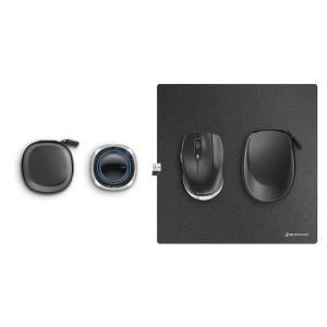 3Dconnexion SpaceMouse Wireless Kit SMWK CADプロフェッショナル向けワイヤレスマウスキット 3DX-700067  【国内正規品】|e-plaisir-shop