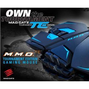 【新品・パケ不良アウトレット価格】MMORPG向け 20ボタン MMO TEゲーミングマウス MC-MTE-MB MadCatz / マッドキャッツ|e-plaisir-shop