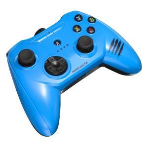 【新品・パケ不良アウトレット価格】iPhone / iPad対応ゲームコントローラー CTRLiモバイルゲームパッド ブルー MC-CTRLI-BLZ MadCatz / マッドキャッツ|e-plaisir-shop