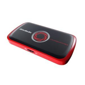 AVerMedia ポータブルビデオキャプチャーデバイス AVT-C875 / アバーメディア|e-plaisir-shop