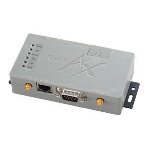 サン電子 LTEマルチキャリア対応通信モジュール搭載 小容量データ通信向けダイヤルアップルータ AX220-SET1|e-plaisir-shop