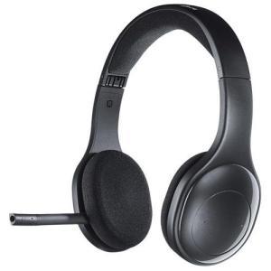 Logicool  Bluetooth ワイヤレスヘッドセット H800R(ブラック) e-plaisir-shop