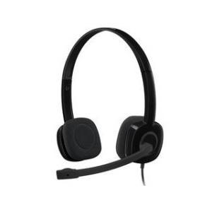 Logicool STEREO Headset 3.5mmジャック マルチデバイスヘッドセット ロジクール H151R e-plaisir-shop