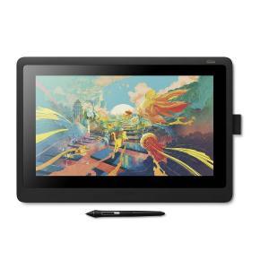 Wacom Cintiq16 液晶ペンタブレット 15.6型 フルHD 1920 x 1080 DTK1660K0D / ワコム