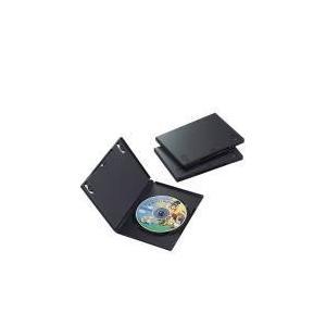 DVDトールケース CCD-DVD01BK|e-plaisir-shop