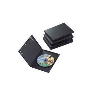 DVDトールケース CCD-DVD02BK|e-plaisir-shop