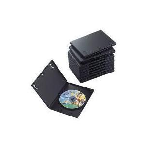 DVDトールケース CCD-DVD03BK|e-plaisir-shop