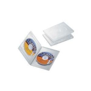 DVDトールケース CCD-DVD04CR|e-plaisir-shop