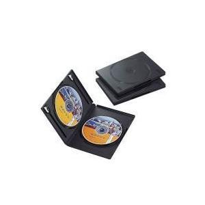 DVDトールケース CCD-DVD04BK|e-plaisir-shop