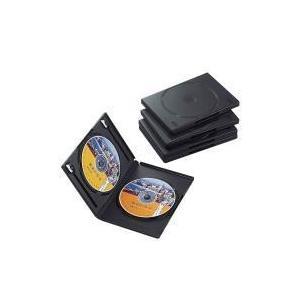 DVDトールケース CCD-DVD05BK|e-plaisir-shop