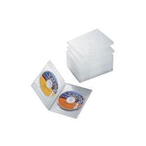 DVDトールケース CCD-DVD06CR|e-plaisir-shop