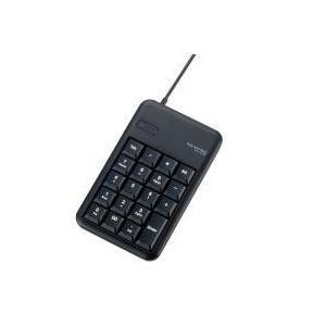 コンパクトUSBテンキーパッド TK-TCM013BK エレコム|e-plaisir-shop