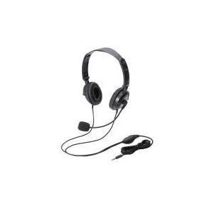 ヘッドセット(4極両耳折りたたみオーバーヘッド)  HS-HP20TB エレコムK e-plaisir-shop