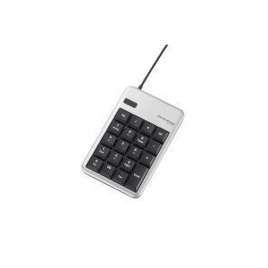 USBテンキーボード TK-TCM011SV エレコム|e-plaisir-shop