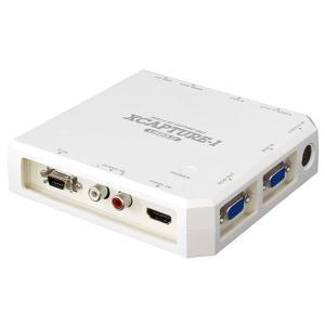 パソコンに映像を簡単録画/キャプチャー HDキャプチャー・ユニット XCAPTURE-1 N マイコンソフト|e-plaisir-shop