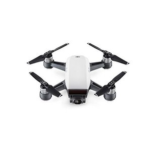 DJI ドローン本体 Spark Fly More コンボ アルペンホワイト  (アクセサリ一式セット) 【国内正規品】 CP.PT.000919 e-plaisir-shop