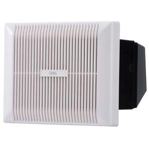 換気扇 風呂場 浴室 同時給排式 耐湿型 耐湿モーター 防爆スイッチ 引きひもスイッチ付