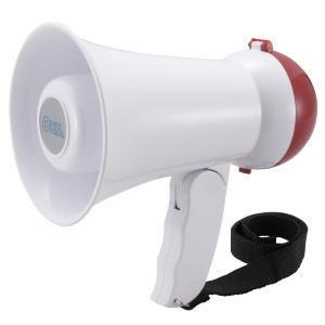 小型拡声器 ハンディマイク&警報サイレン OSE-MS5 07-4841