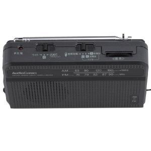 手回し充電ラジオライト 防災ラジオ スマートフォン充電 RAD-V945N AudioComm 07-7945 OHM オーム電機|e-price|04