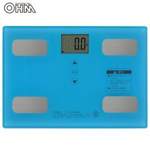 体重計 体脂肪計 BMI・体水分率・体筋肉率・推定骨量・基礎代謝も計れる