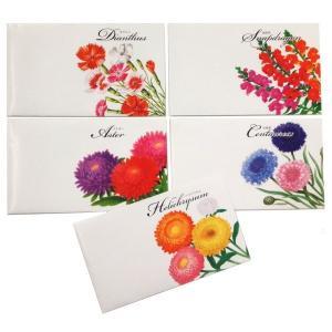 花の種子(横型) 販促用 花の種  [SPC200] 粗品・記念品・景品・ノベルティ