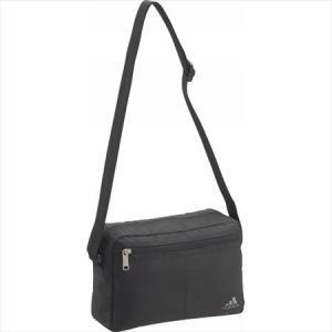 アディダス ショルダーバッグ (ブラック×ブラック)adidas  26821-01