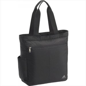 アディダス トートバッグ (ブラック×ブラック)adidas  26823-01