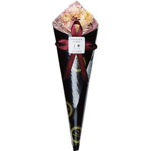 フェイスタオル花束 ピンク (FL35BK)  ドライフラワーと吸水タオルで作った花束 e-prom