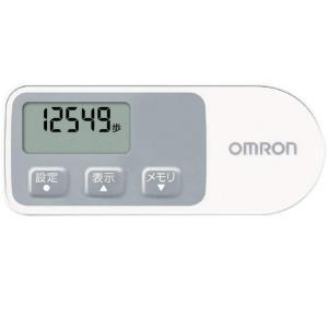 オムロン 歩数計 ウォーキングスタイル ホワイト (HJ-321-W)|e-prom