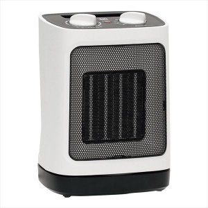 DBK セラミックファンヒーター DCJ800A デスクの足元・キッチンに最適 21z144g04|e-prom