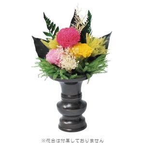 プリザーブドフラワー ご仏壇用お供え花  E9102-73 永くお供えできる仏花 21z149g07 e-prom
