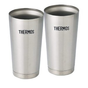 サーモス 真空断熱タンブラー400ml 2個セット (JMO-GP2)THERMOS 真空二重構造