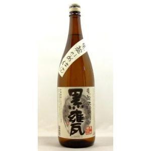黒甕 黒麹かめ仕込 芋焼酎25度 1800ml 「鹿児島」神酒造|e-sakedot
