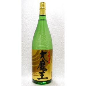 大魔王 本格芋焼酎 芋焼酎 25度 1800ml 「鹿児島」濱田酒造(株)|e-sakedot