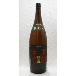 松の露 芋焼酎 黒麹仕込み 25度 1800ml 「宮崎」松の露酒造(合)|e-sakedot