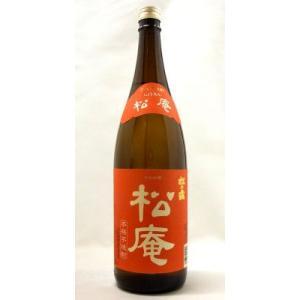 松の露 松庵 芋焼酎 25度 1800ml 「宮崎」松の露酒造合名会社|e-sakedot