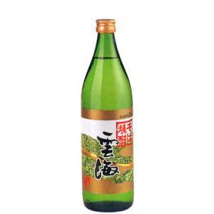 雲海 そば焼酎25度 900ml 「宮崎」雲海酒造(株)|e-sakedot
