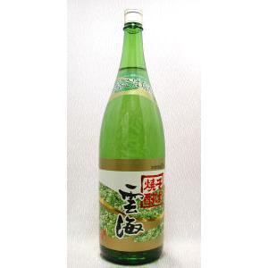雲海 そば焼酎25度 「宮崎」雲海酒造(株)|e-sakedot